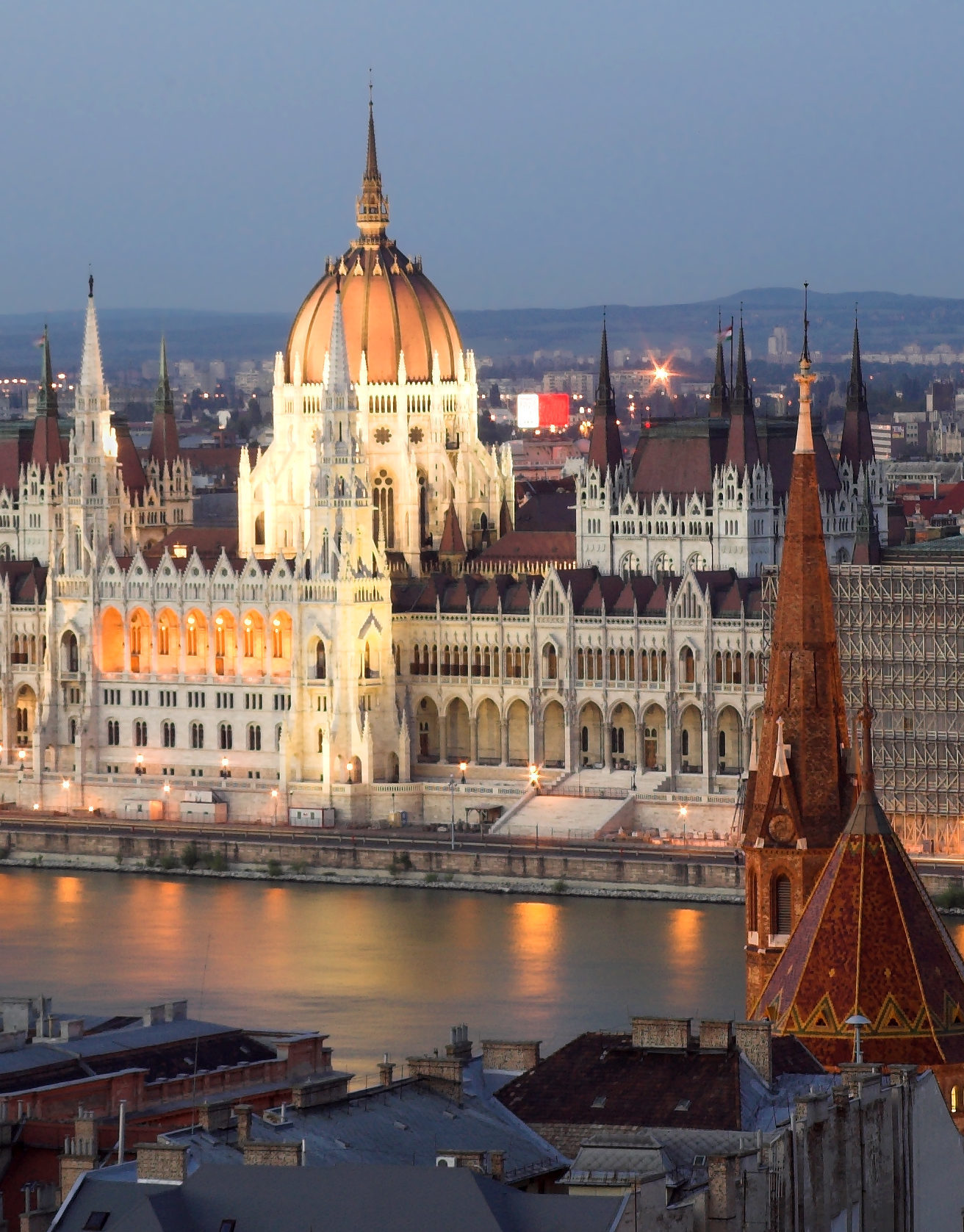 Budapest, HU Session – April 16 -18, 2019